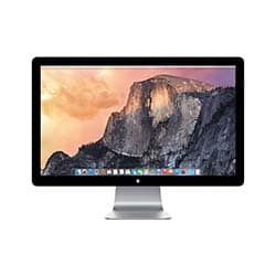 "Apple 27"" Thunderbolt Monitor Rental"