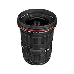 EF 16-35mm f/2.8L II
