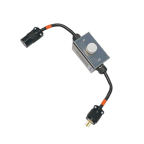 Dimmer Box Up to 1000W