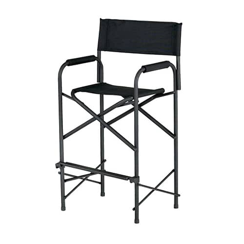 Folding Tall Director's Chair Rental