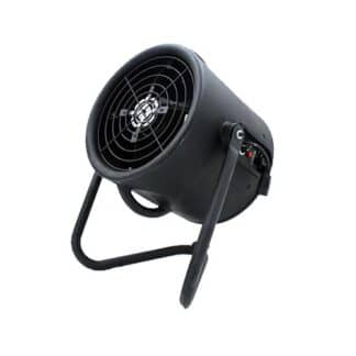 Reel EFX Varibeam Turbo Fan II Rental