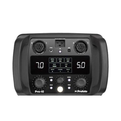 ProfotoPro-10 2400 AirTTL Power Pack Top View