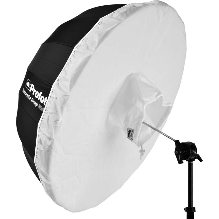 Profoto S Deep White Umbrella w/ Sock
