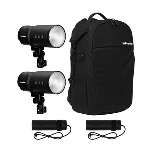 Profoto B10 2-Head Kit w/ AirTTL Remote