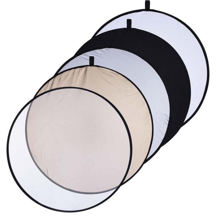 5-in-1 Pop-Up Reflector