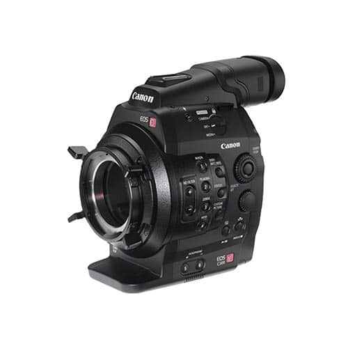 Canon C300 50Mb/s Cinema Video Camera