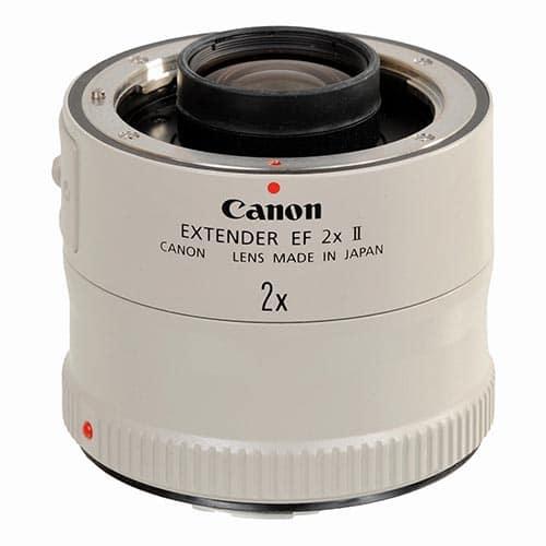 Canon Extender EF 2X II Rental