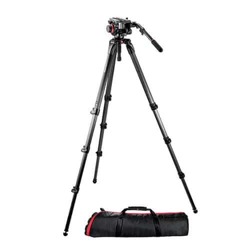 Manfrotto 504HD w/536 Tripod System