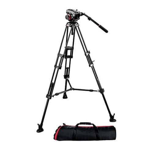 Manfrotto 504HD w/ 546 Tripod Rental