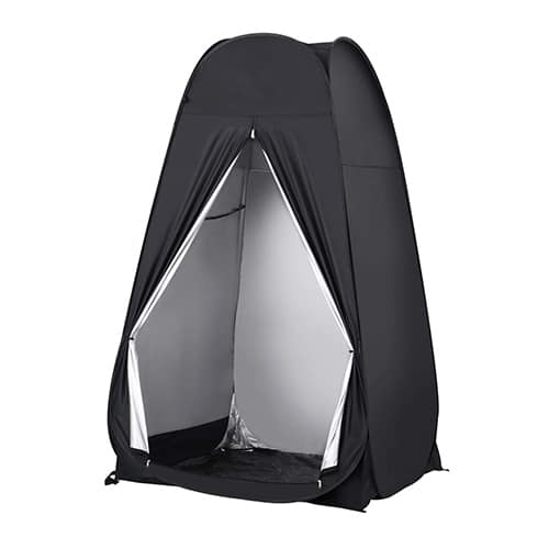 Portable Change Tent Rental