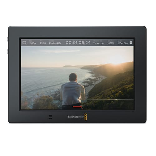 "Blackmagic Video Assist 4K 7"" Monitor Rental"