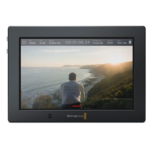 "Blackmagic Video Assist 4K 7"" Monitor Rental"