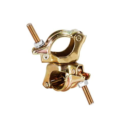 Swivel Cheeseboro clamp