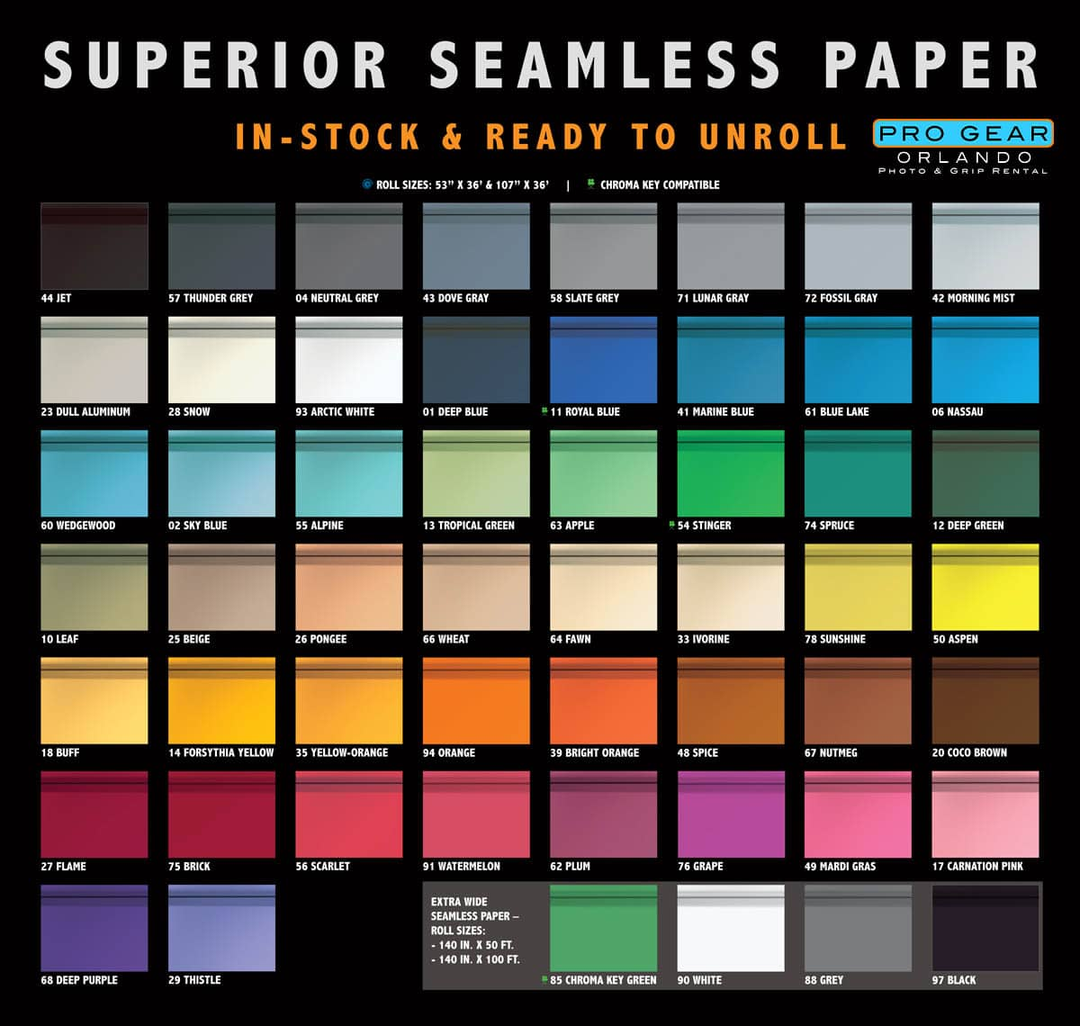 Superior Seamless Poster